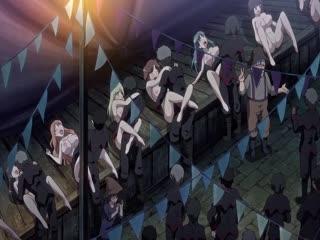 [魔人 petit]堕ちモノRPG 聖騎士ルヴィリアス 第四章 戦勝祭の大乱交 ~ルヴィリアスとティアとイリスとリフリア、快楽漬けのアヘ顔絶頂~[x264 720P AAC]